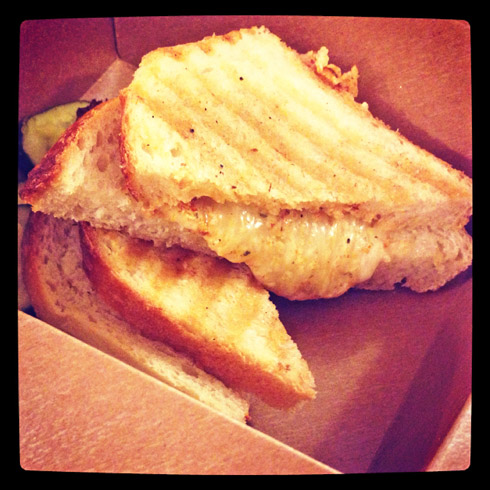 Post image for What's Your Definition of a Grilled Cheese Sandwich?