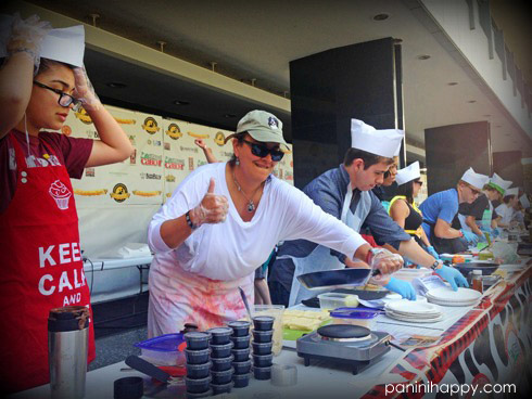 Scenes from the 2013 Grilled Cheese Invitational