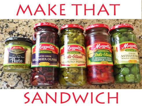 Enter to win a selection of condiments from Mezzetta