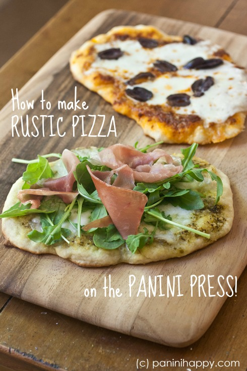 Post image for How to Make Pizza on the Panini Press