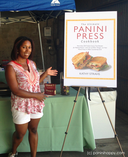 Post image for The Ultimate Panini Press Cookbook is Here…and a BIG Breville Panini Press Giveaway!