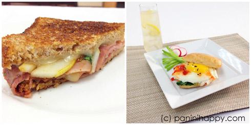 Sandwich entries