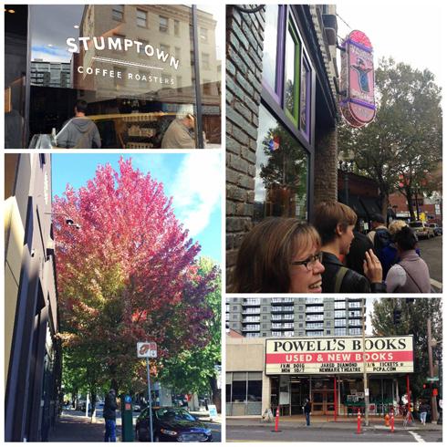 I love Portland!