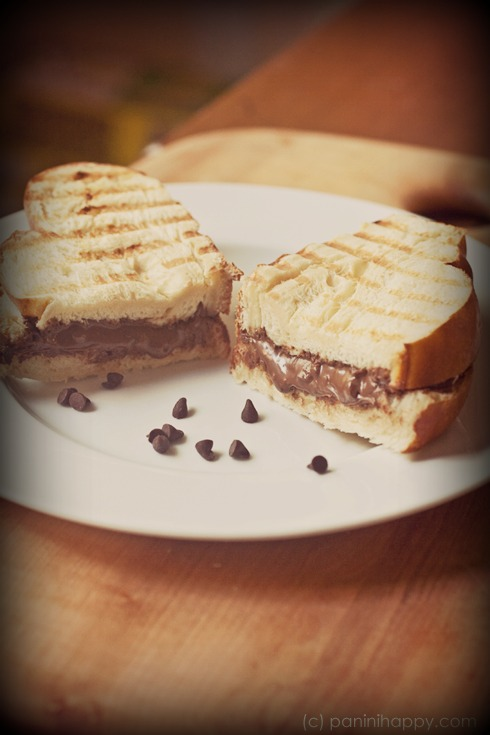 Double Chocolate Panini