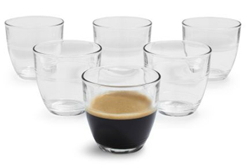Duralex Gigone Tumblers -- attractive and shatterproof!
