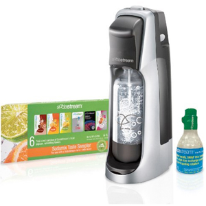 Sodastream -- easily make your own refreshing carbonated drinks!