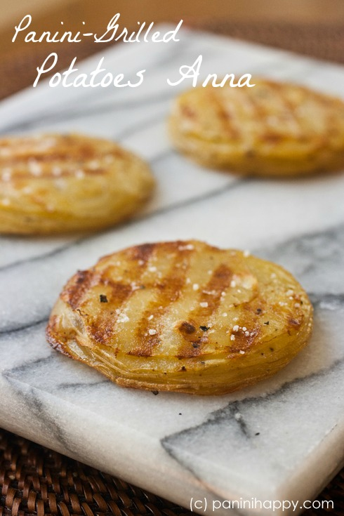 Post image for Grilled Potatoes Anna…and San Diego's Brooklyn Girl!