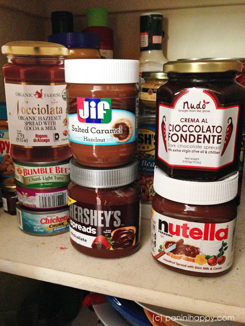 Post image for Chocolate Spread Smackdown