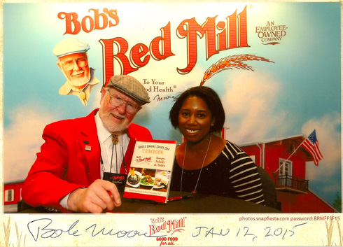 Meeting Bob Moore of Bob's Red Mill
