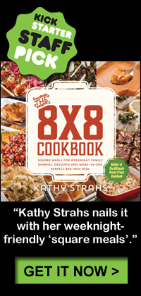 Get The 8x8 Cookbook on Kickstarter until October 30!